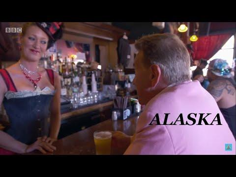 "BBC's Great Alaskan Railroad Journeys ""Skagway to Carcross"" S01E05"