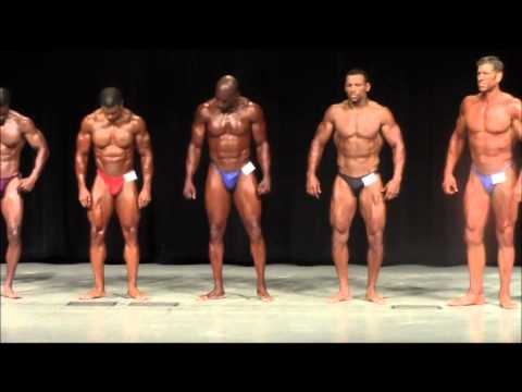 2013 IFPA Pro Masters Cup - Pro Men Lightweight Prejudging