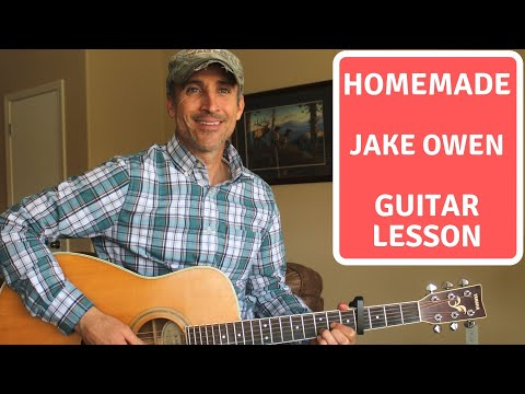 Jake Owen Chord Gitar
