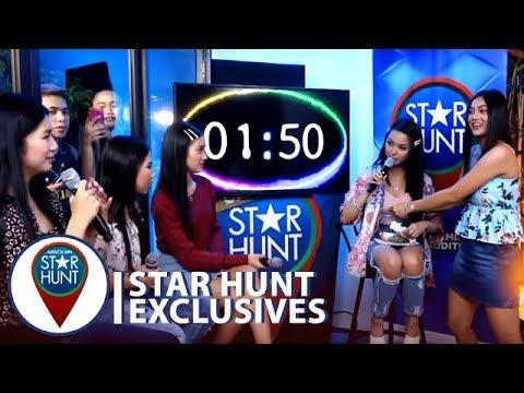 Jelay at Kaori ipinakita ang kanilang chemistry sa al Charades  Star Hunt Exclusives