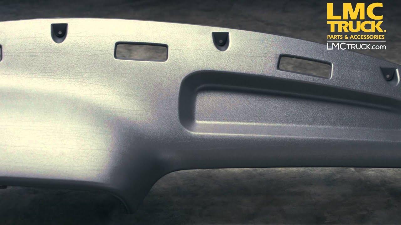 hight resolution of lmc truck dodge dash pads