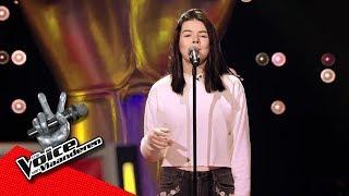 Magalie zingt 'Wild Things' | Blind Audition | The Voice van Vlaanderen | VTM