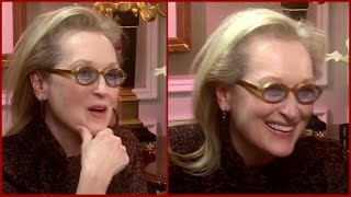 MERYL STREEP: on how she kept her kids out of the public eye...  and how they never listen to her