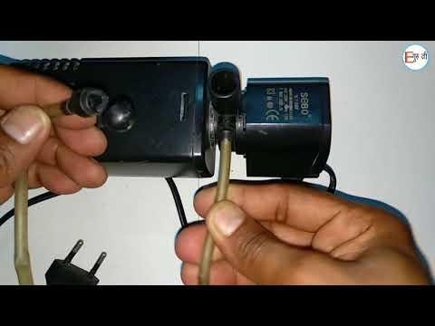 Aquarium Water Filter Air Mixing Problem Kaise Solve Kare||water Filter Repair By Electric Guruji