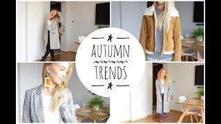 ТРЕНДЫ ОСЕНИ 2017 для обычного человека:) Что я буду носить этой осенью?