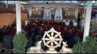 Losar Tsedor ceremony: Tibetan New Earth Dog Year 2145