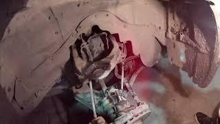 видео Замена амортизаторов Хендай