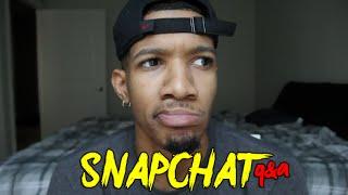 Snapchat Q&A #5