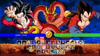 Dragon Ball GT M.U.G.E.N Edition 2015 by Kaioh Sama #Mugen #AndroidMugen