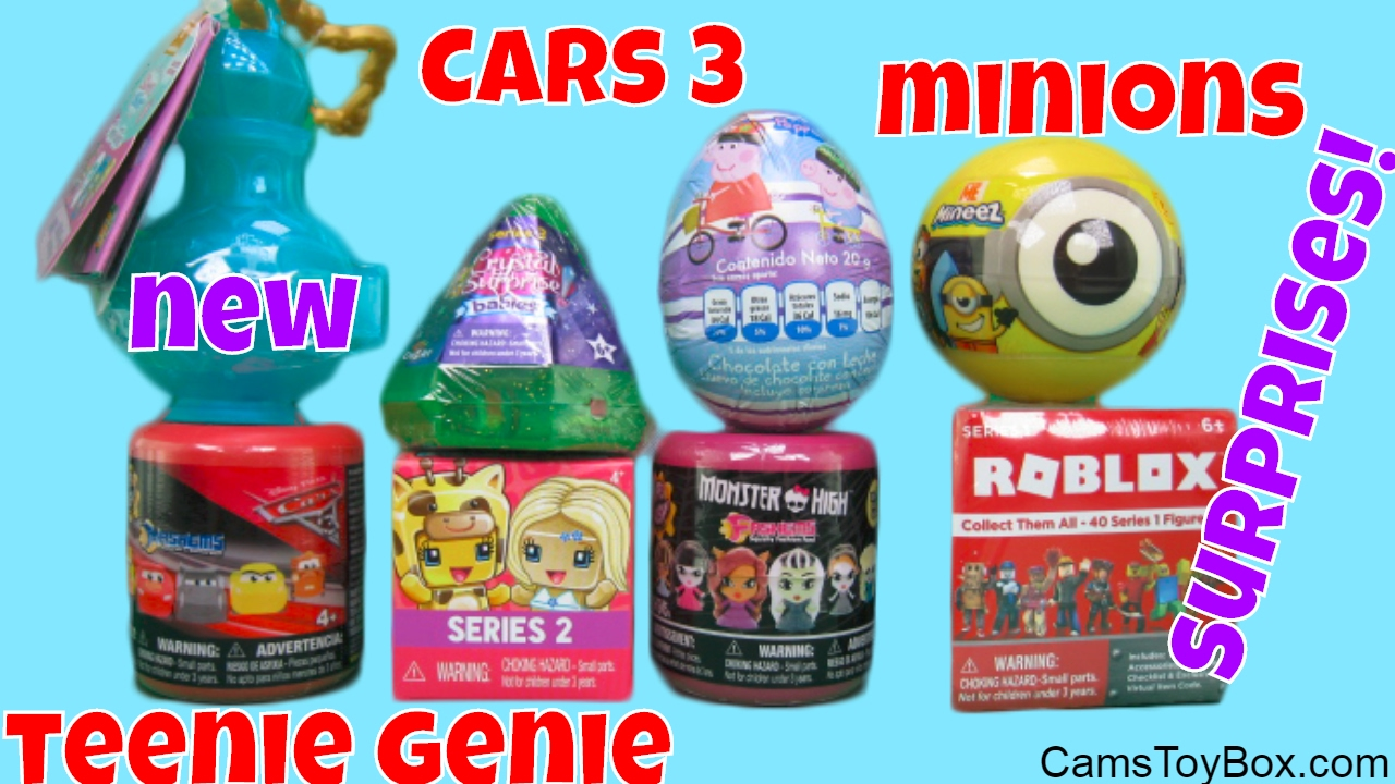 Cars Mashems Minions Mineez Mixie Q S Monster High Fashem Teenie