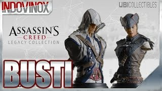 Busti Aveline De Grandpré & Connor Kenway | Assassin's Creed Legacy Collection