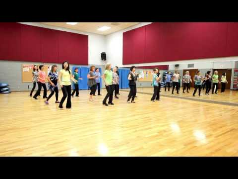 Your Heaven! - Line Dance (Dance & Teach in English & 中文)