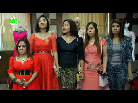 Press Conference: Myanmar Fashion Designer Group