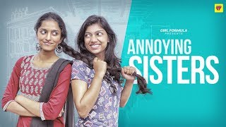 Annoying Sisters | Girl Formula | Chai Bisket