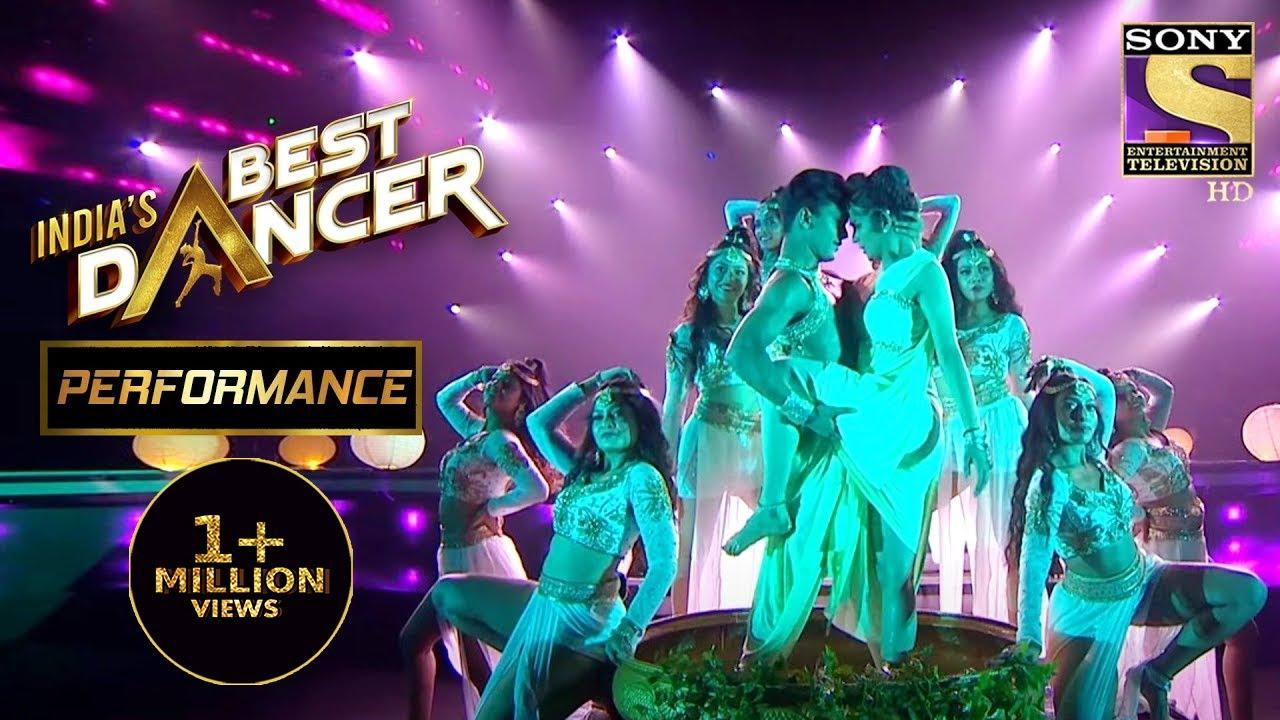 Download Vartika और Tiger की Magical Performance ने किया Judges पे जादू | India's Best Dancer