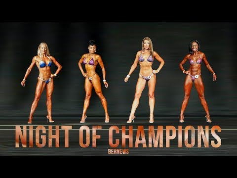 Bodybuilding, Physique & Bikini Contest, August 2017