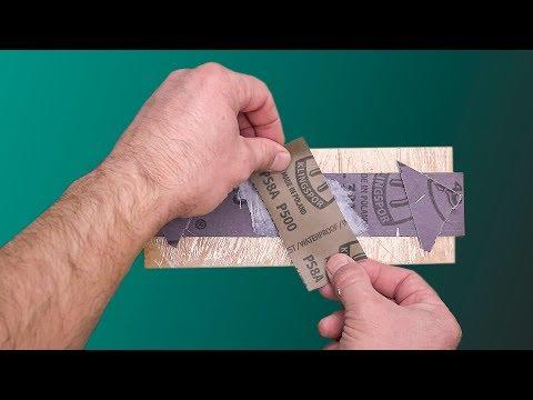 HOW TO REPAIR BELT SANDER BELT?  EASY, FAST, MONEY SAVING