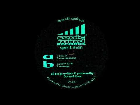 Spirit Man - Psalm 83:18