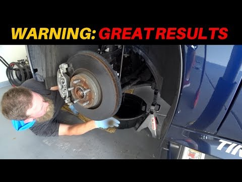 How to Change Focus ST Transmission Fluid (50,000 MILES)