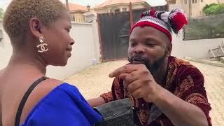 Download nedu wazobia fm - Alhaji Musa Comedy - OGA LANDLORD WITH HIS KENYAN LOVE (Nedu Wazobia FM)