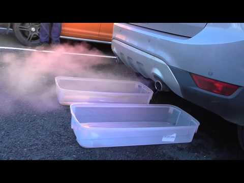 Ford Kuga DPF cleaning by The ...