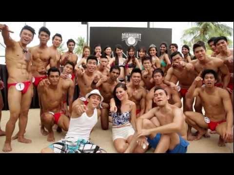 Manhunt Singapore 2012 @ WaveHouse, Siloso