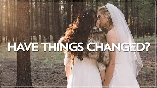 Are Things Different After Getting Married? || Lesbian Couple