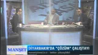 Tvnet-Manset-Ali Değermenci-Cem Küçük-Prof. Dr. Medaim Yanık-06.06.2014