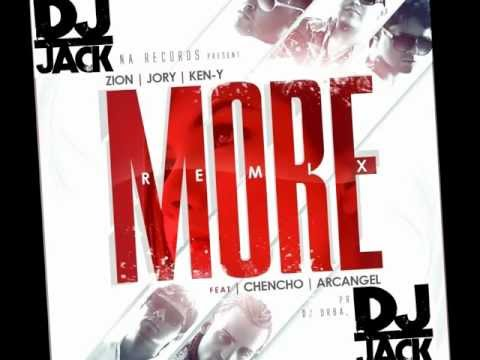 -_DJ JACK_- (MORE) Zion Ft Rakin Y Ken Y (86 BPM)