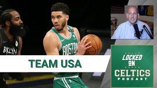 Jayson Tatum Commits To Team USA - Locked On Celtics