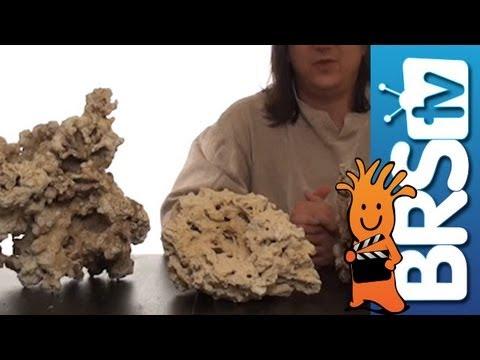 Dry Live Rock.  Pukani, Fiji And Reef Saver Rock For Aquariums