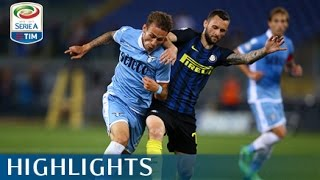 Lazio - Inter - 1-3 - Highlights - Giornata 37 - Serie A TIM 2016/17 streaming