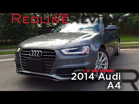 2014 Audi A4 – Redline: Review