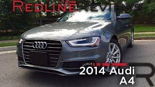 Audi A4 2013 Videos