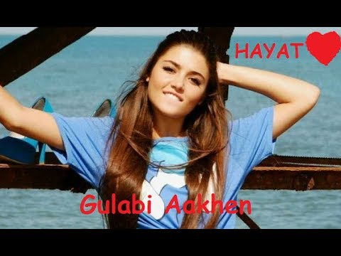 GULABI AAKHEN ft. Hayat | Hayat and Murat | love story