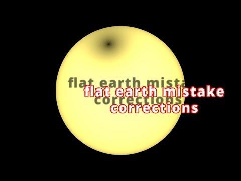 Eclipse Fixing Flat Earth Mistakes Flat Earth thumbnail