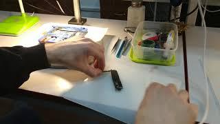 Короткое замыкание iPhone 7. Обучение пайке в Bgacenter