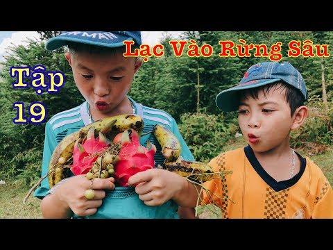 DTVN Vlog : (Tập 19) Bài học nhớ đời cho kẻ giám bắt nạt trẻ trâu ( LẠC Ở TRONG RỪNG SÂU)