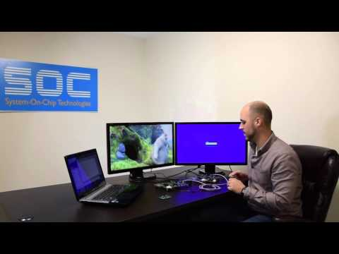 H.264 Encoder & Decoder Demo - SOC Technologies