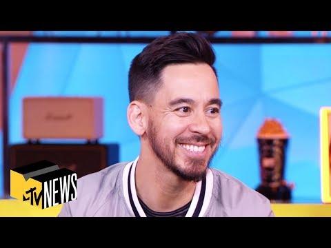 Imagine Dragons' Dan Reynolds Asks Mike Shinoda of Linkin Park How He Stays Humble| TRL