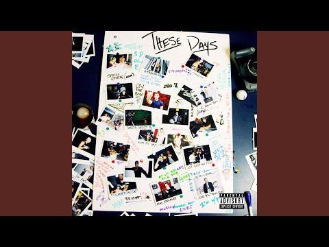 These Days (Remix) (feat. Marcus Stroman)