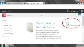 How to create a content organizer rule - SharePoint 2013 Office 365