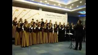 "GRAND PRIX and AWARD ""Tomislav Zografski"" at Ohrid Choir Festival 2013"
