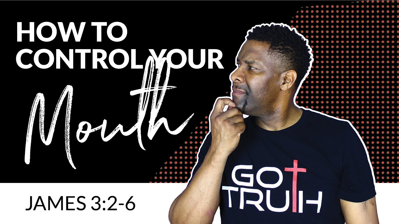 Download HOW TO CONTROL YOUR MOUTH!