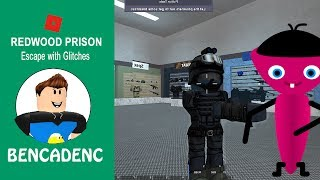 Roblox RedWood Prison / Cómo escapar con Glitches / Roblox Adventure
