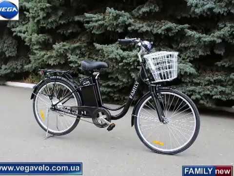 Электровелосипед Vega Family