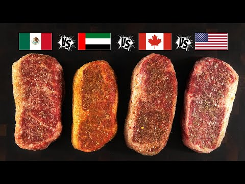 Steak RUBS Mix And Master Flavors | GugaFoods