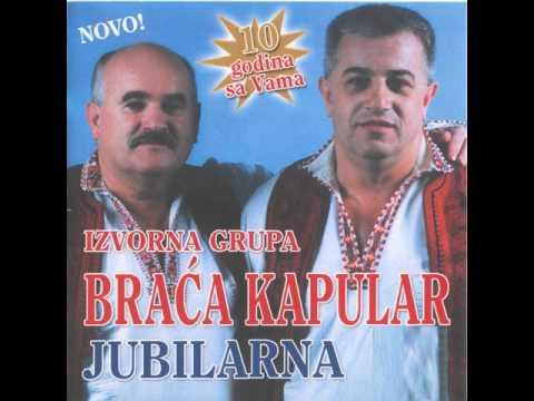 Braca Kapular: Jorgovani (Audio)