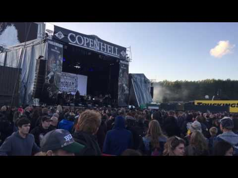 Memoriam - Inside the wire (Bolt Thrower) featuring David Ingram live at Copenhell 2017