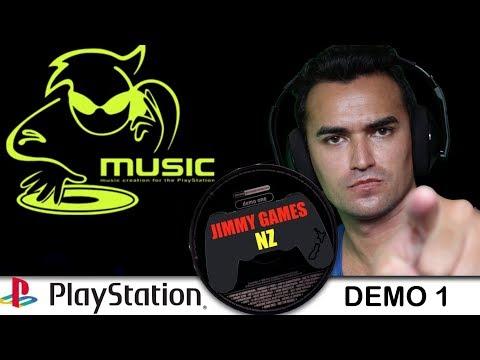 PSOne Demo 1 Disc: Music Generator